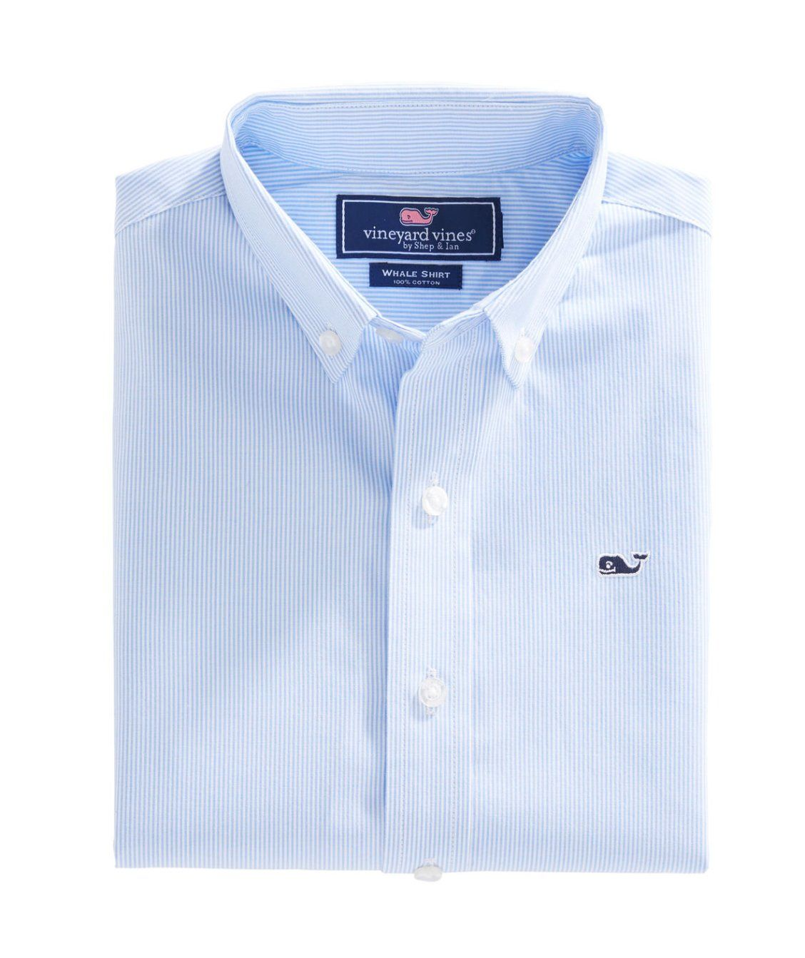 Boys Fine Line Stripe Whale Shirt in 2019.