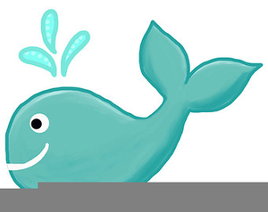 Clipart Whale Tail.