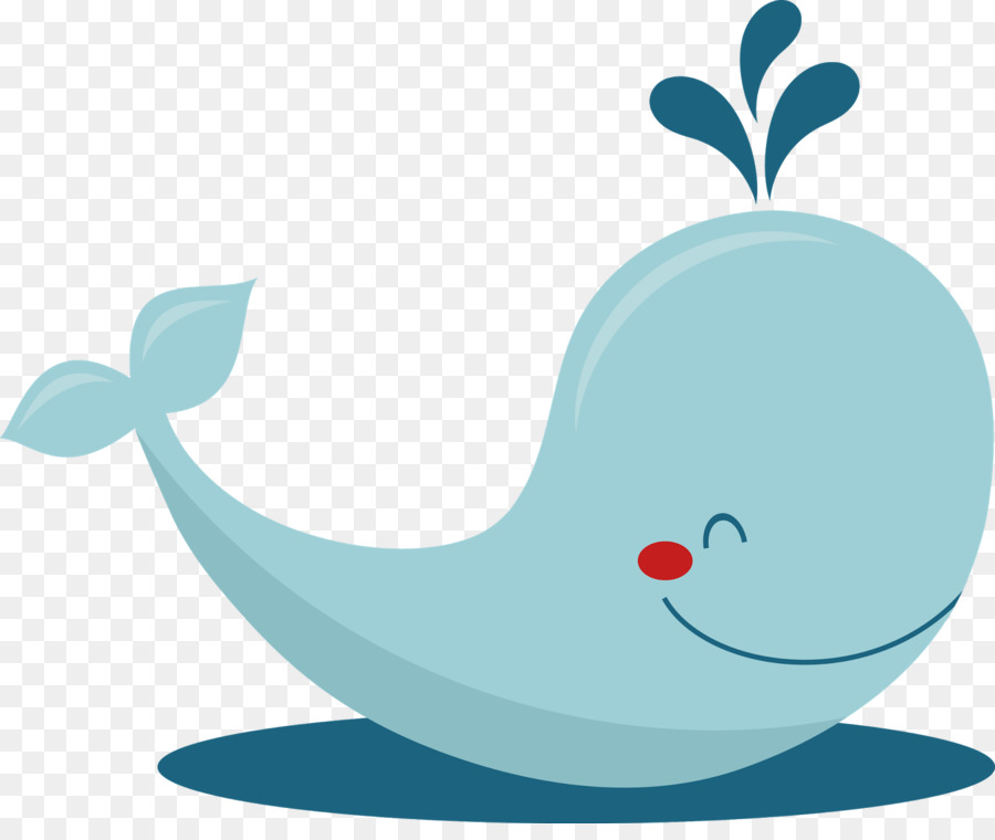 Whale Drawing Clipart.