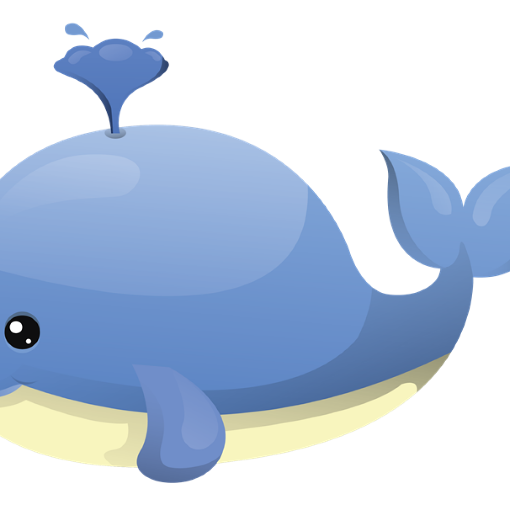 Clipart whale water spout, Clipart whale water spout.