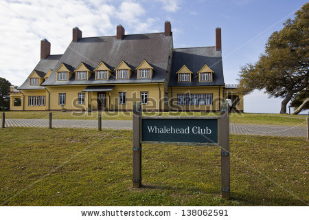 Whalehead Club Stock Photos, Royalty.
