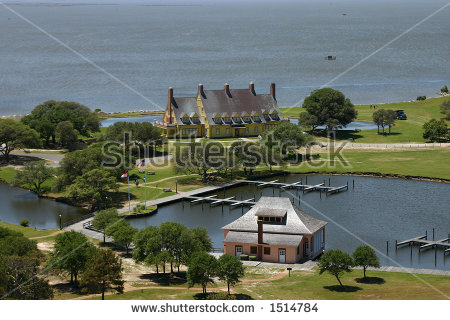 Currituck Sound Stock Photos, Royalty.