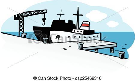 Wharf Clip Art.
