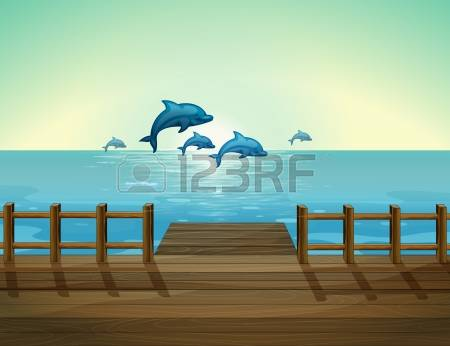 669 Wharf Stock Vector Illustration And Royalty Free Wharf Clipart.