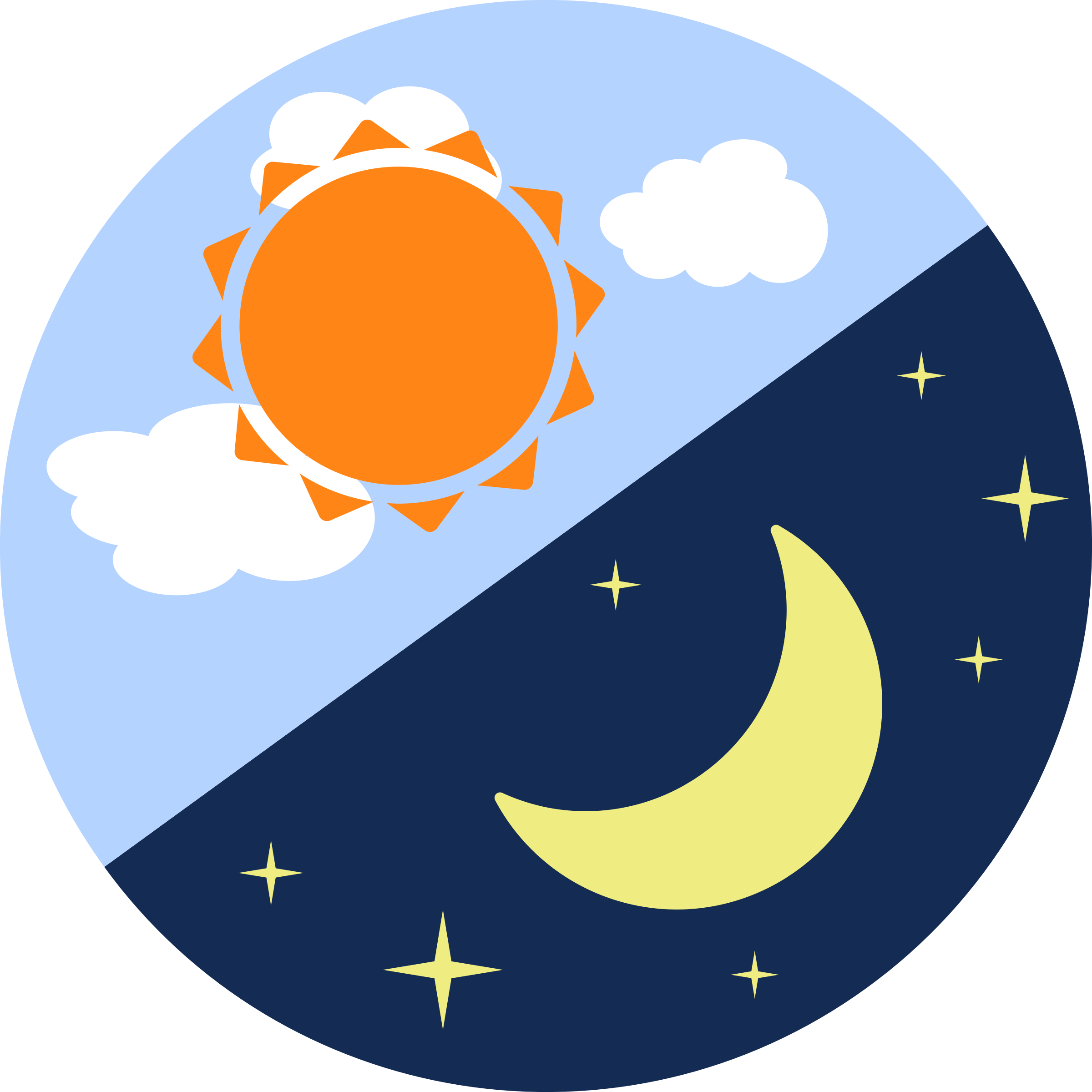 Day clipart nighttime, Day nighttime Transparent FREE for.