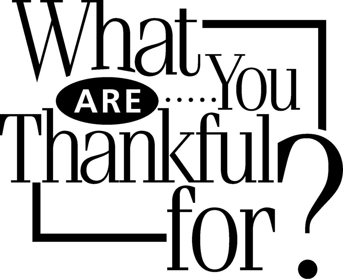 With Gratitude and Appreciation Clip Art.