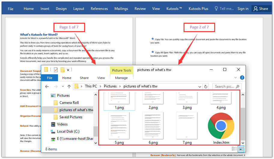 How to save Word document as image (png, jpeg and so on)?.