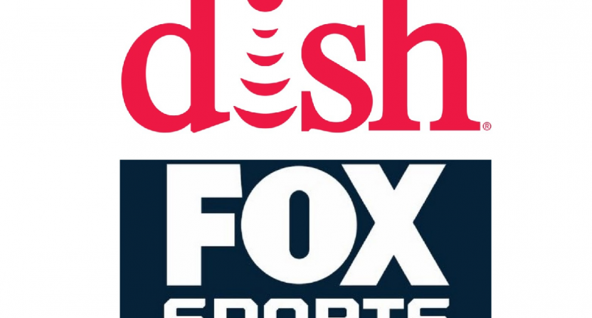 Dish Network drops FOX, FS1/FS2, BTN as part of carriage dispute.