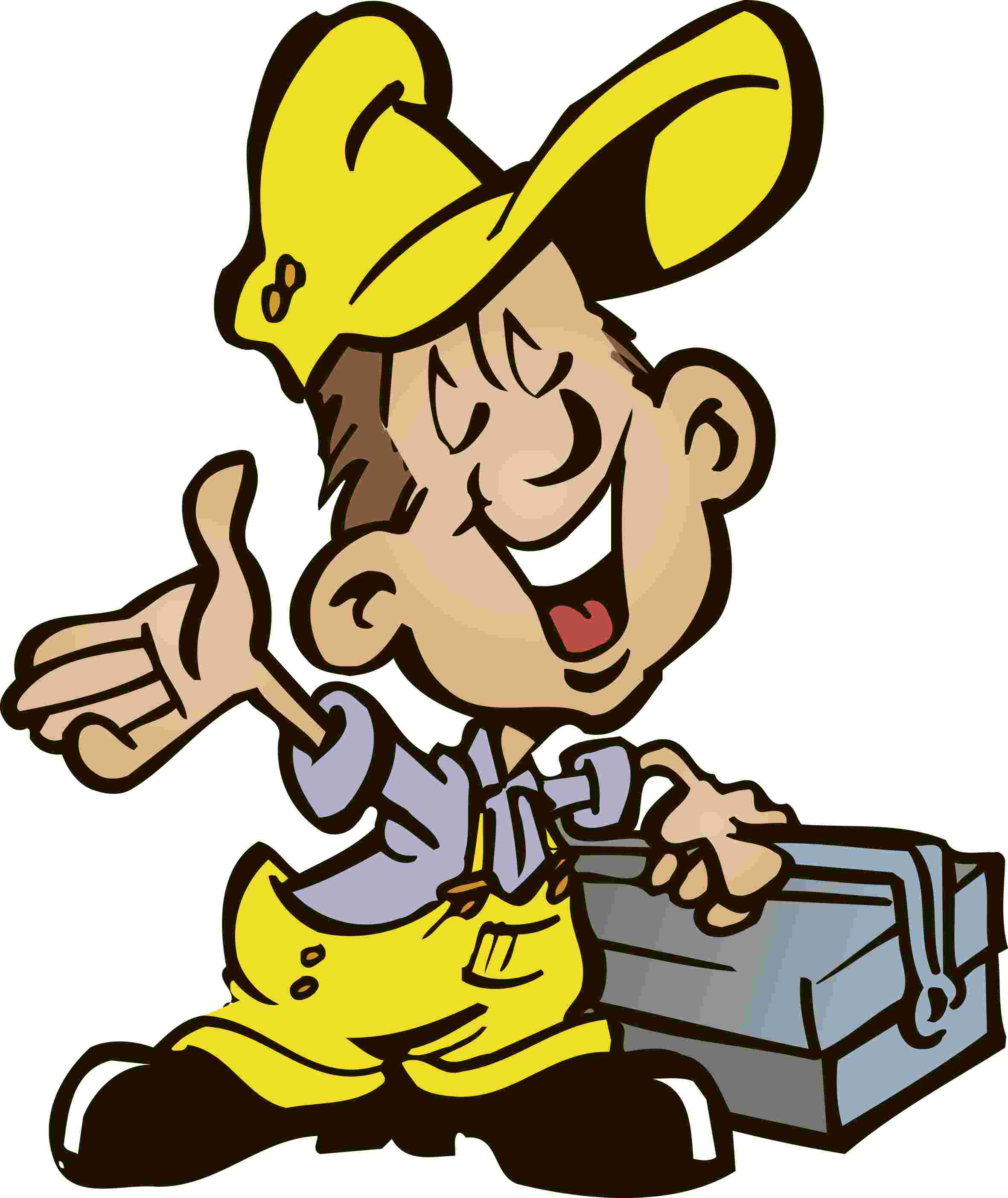 Best Cliparts: Clipart Free Picture Of Handyman Handyman.