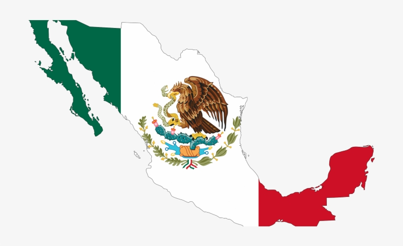 Mexico Flag Country Png.