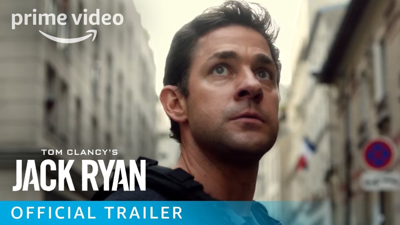 Amazon\'s Jack Ryan Raises Substantial Ethical Questions.