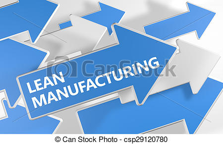 Free Lean Manufacturing Clipart.