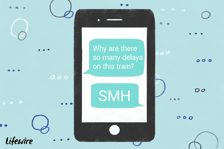 What Does SMH Mean and How to Use It in Texting.