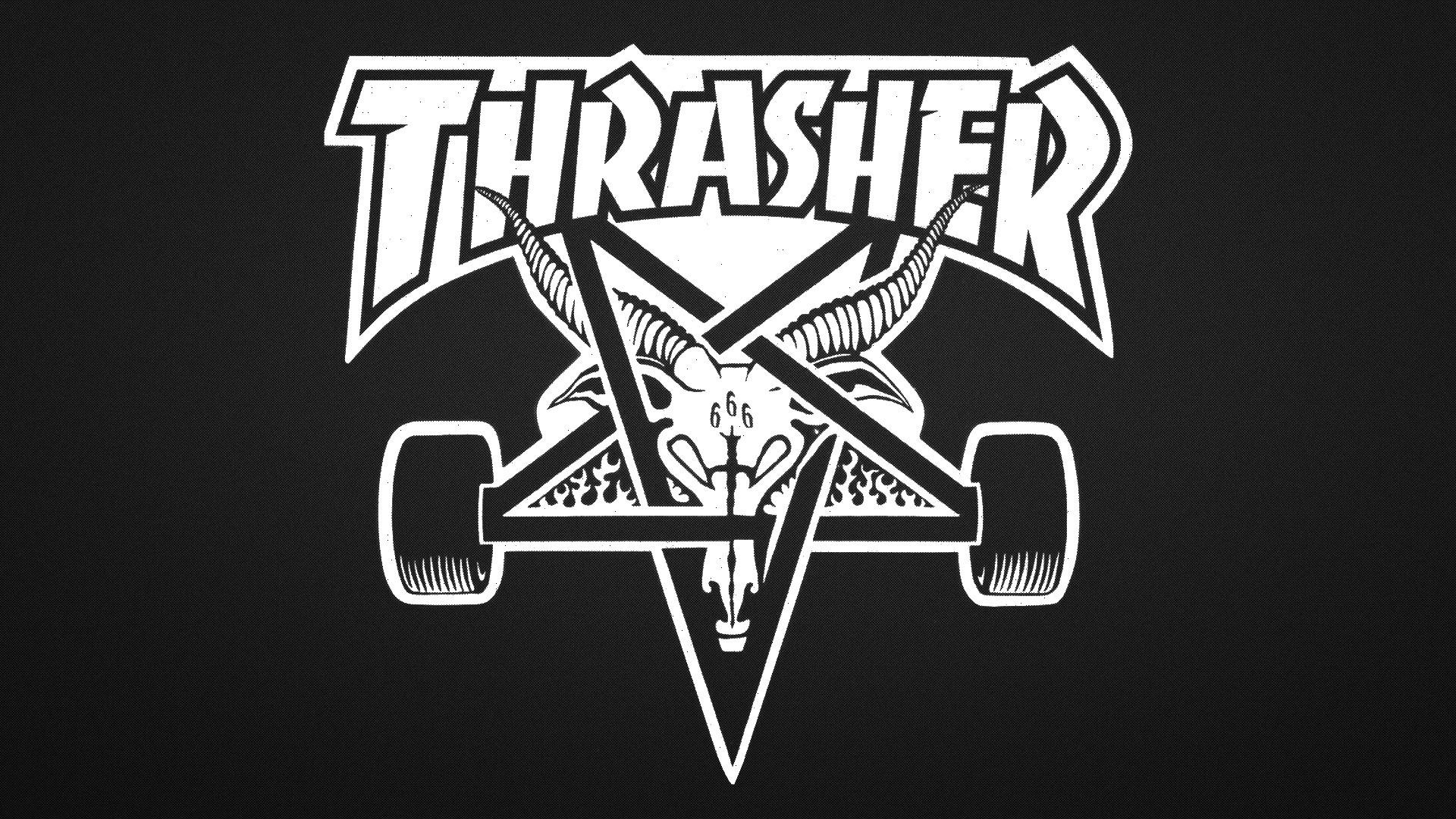 Thrasher Logo Wallpaper (57+ images).