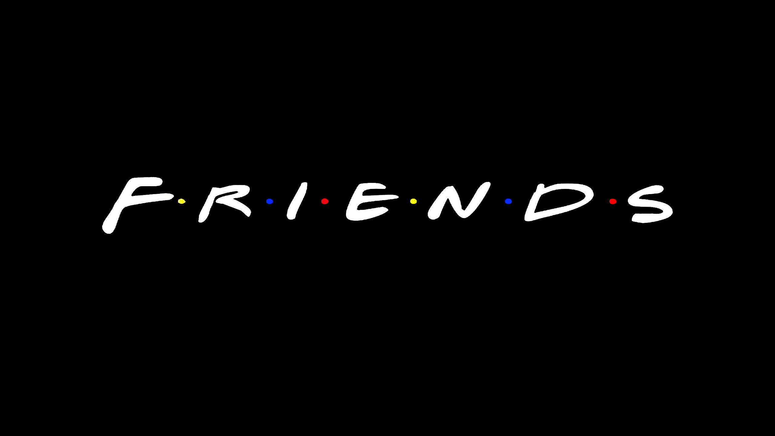 Friends TV Show.