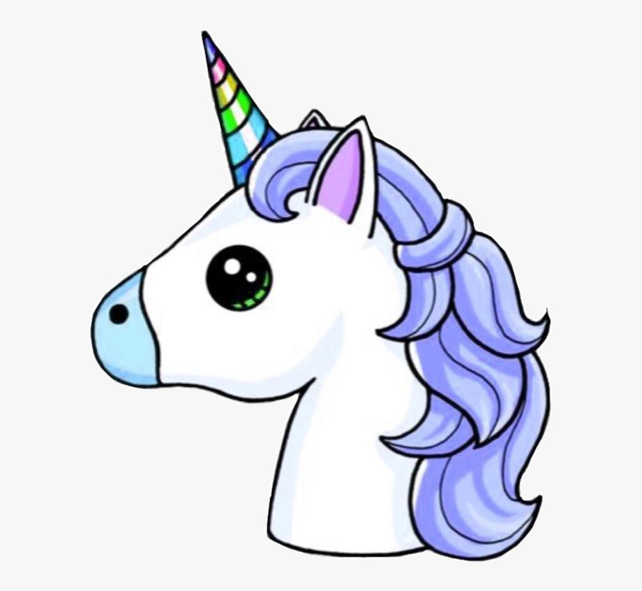 unicorn #head #unicornhead #blue #rainbow #unicorns.