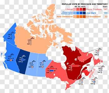 Canadian Federal Election 1957 cutout PNG & clipart images.