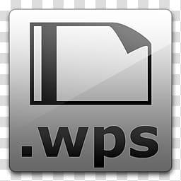 Glossy Standard , WPS file extension art transparent.