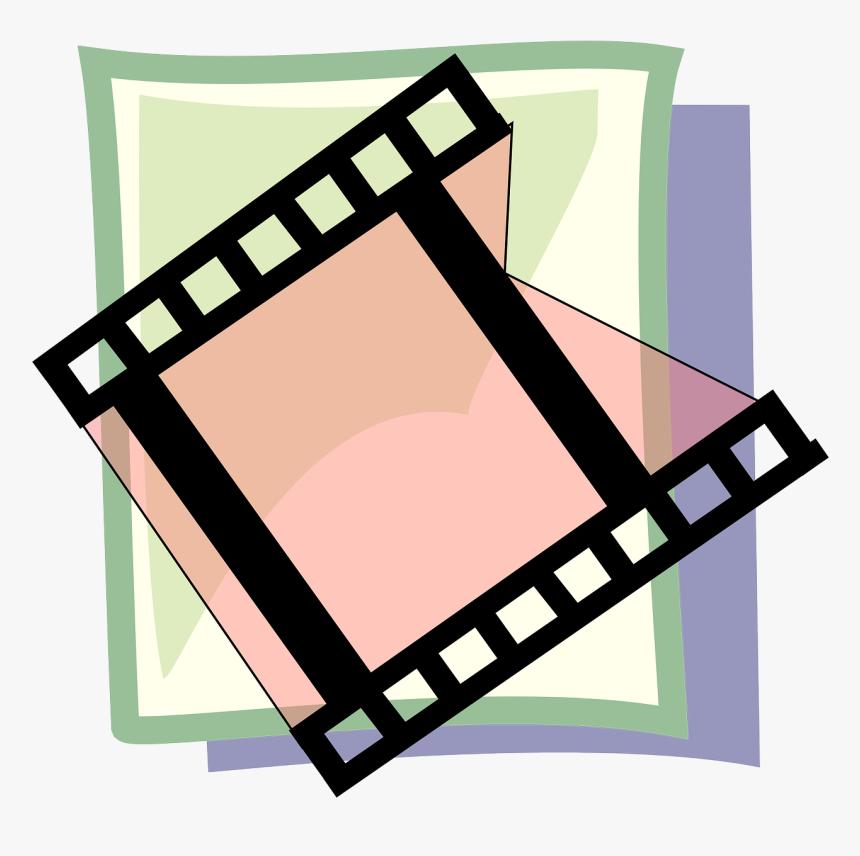 Video Clip Clipart.