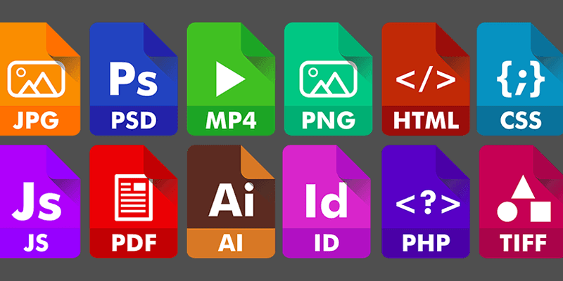 JPG vs. PNG vs. GIF: The Differences Between Image File Formats.
