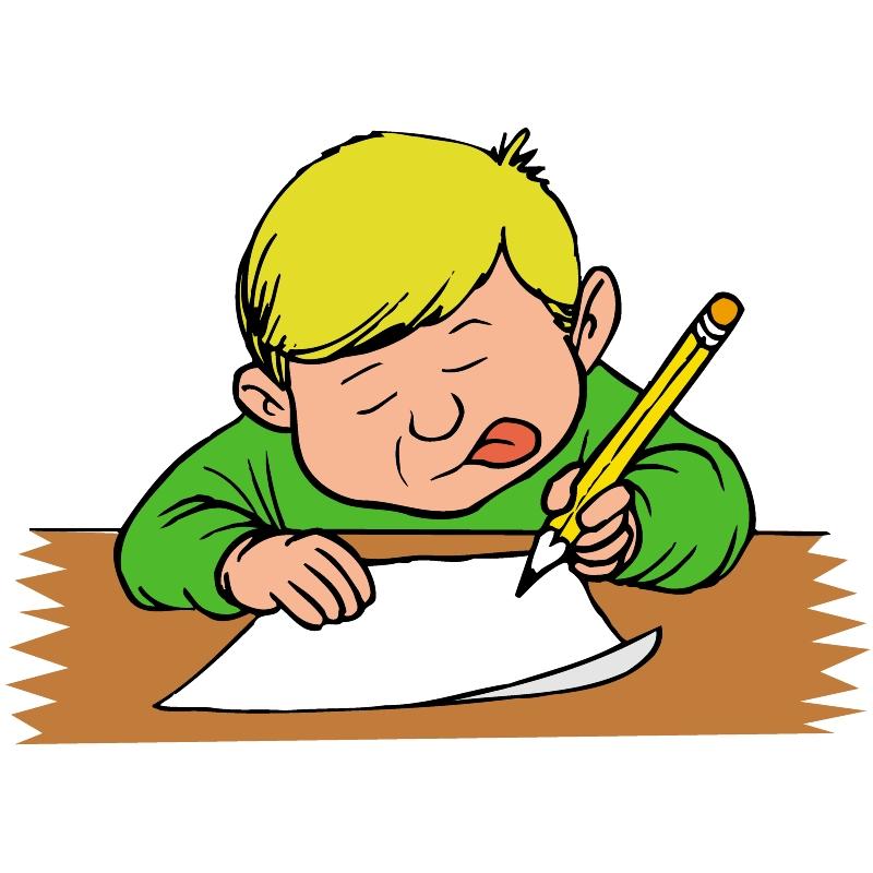 Write A Letter Clipart.