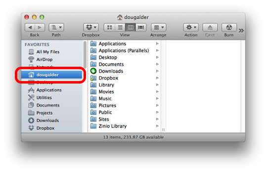 How to find lost image files in your Mac Mail folder.