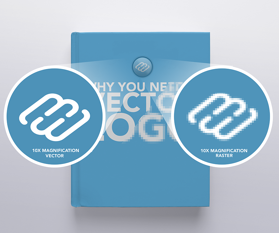 Why your brand needs a Vector logo.