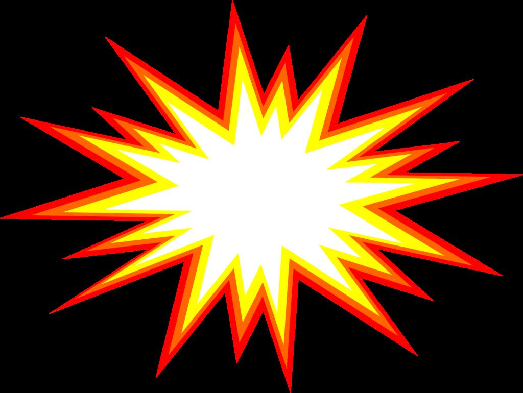 Explosion clipart starburst, Explosion starburst Transparent.