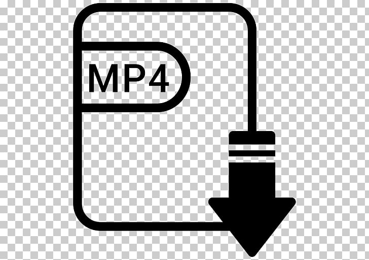 Document file format Filename extension, mp4 icon PNG.