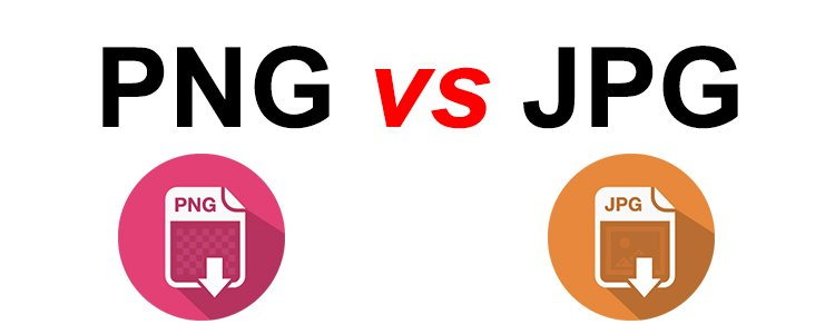 What is difference between JPG/JPEG and PNG?.