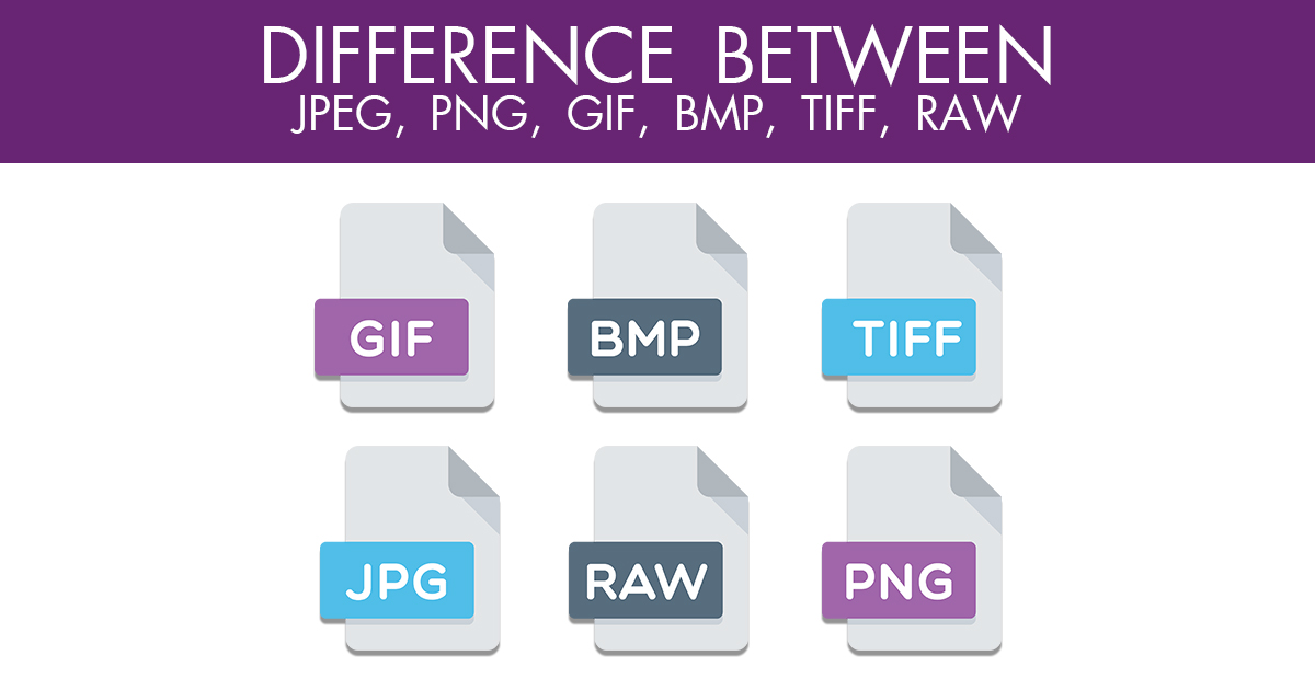 Difference Between JPEG and PNG.
