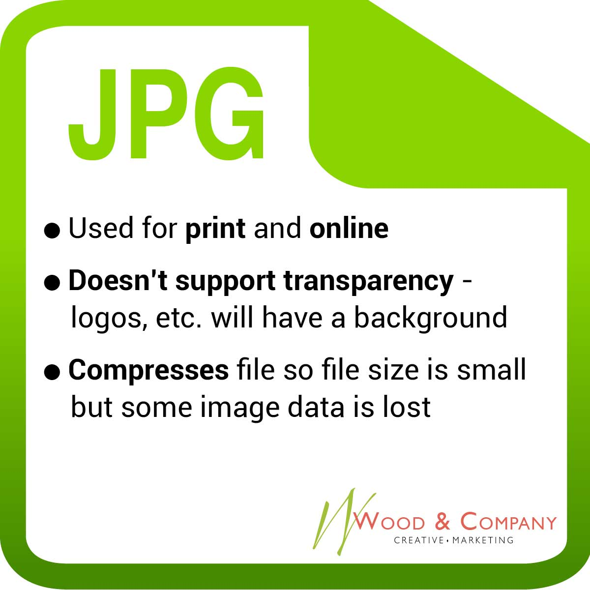 What are the differences between jpg, png, and other image file types?.