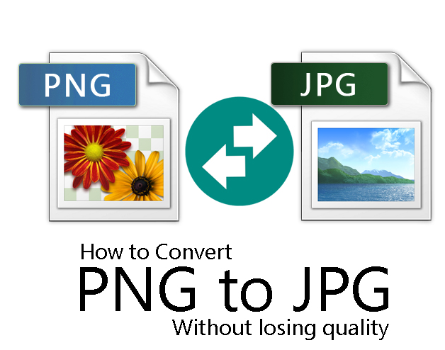 How to Convert PNG to JPG File in Simple Steps.
