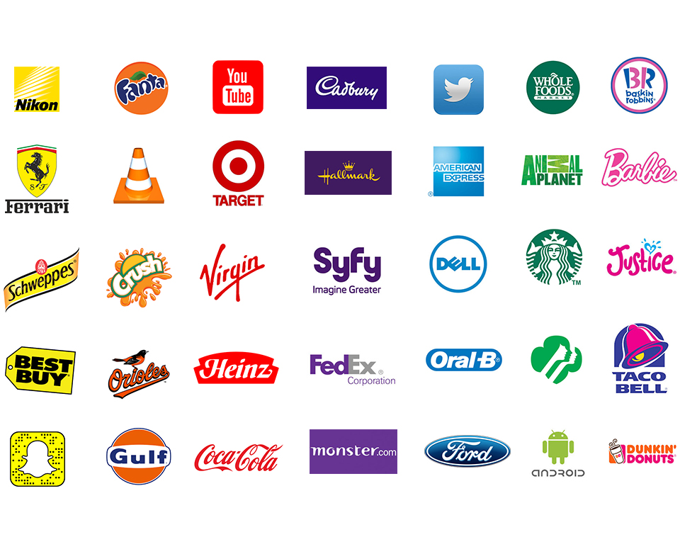 Most Popular Logos; What Do They Have in Common?.