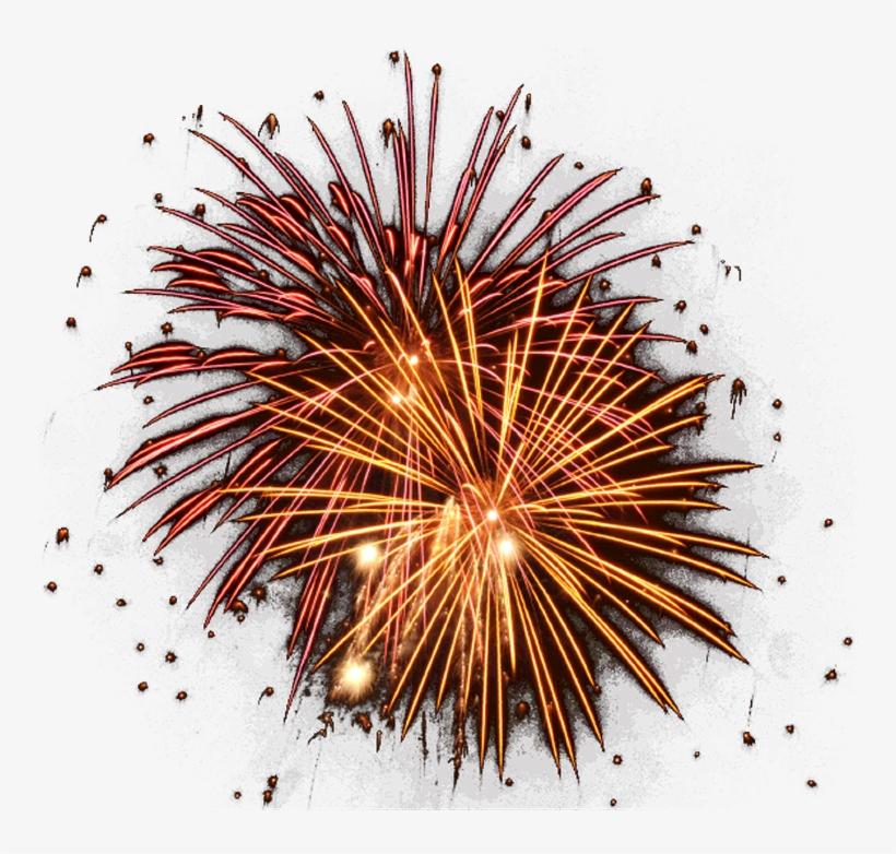 Fireworks Png.