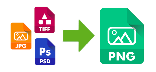How to Convert an Image to PNG Format.
