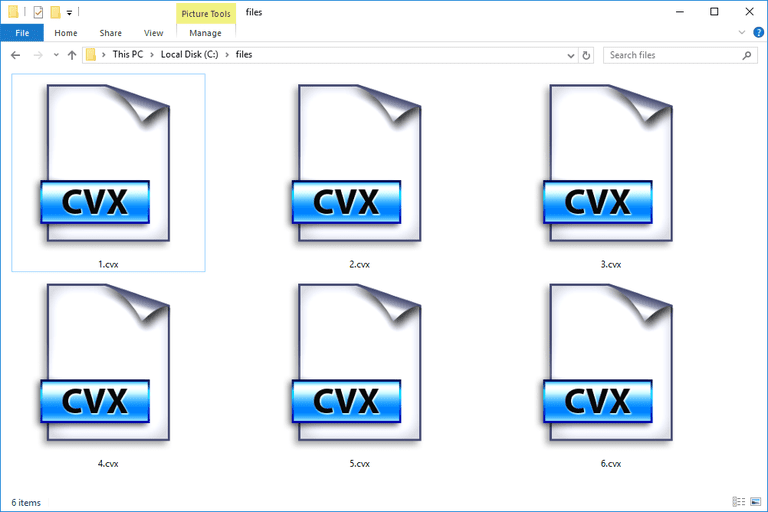 CVX File (What It Is & How to Open One).