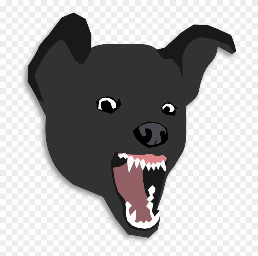 Free Clipart Mean Dog Ecuabron.