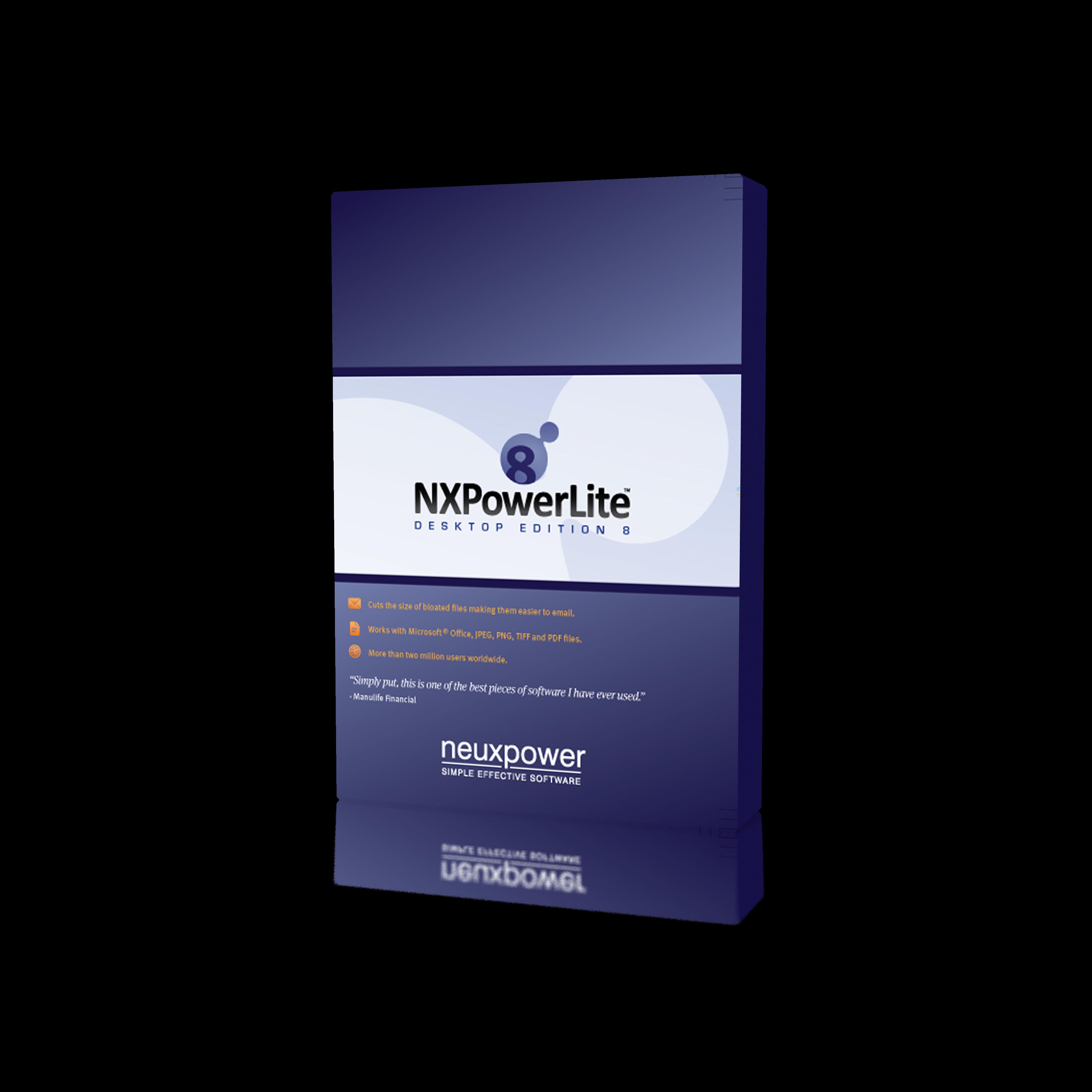 NXPowerLite Desktop (Windows).