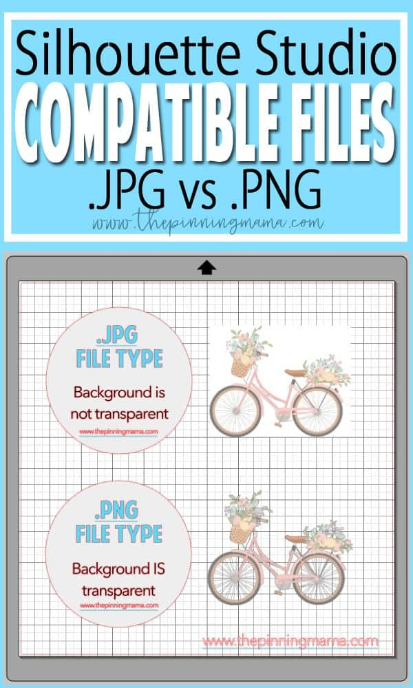 File Types: Using .DXF .JPG .PNG .EPS and .SVG in Silhouette Studio.