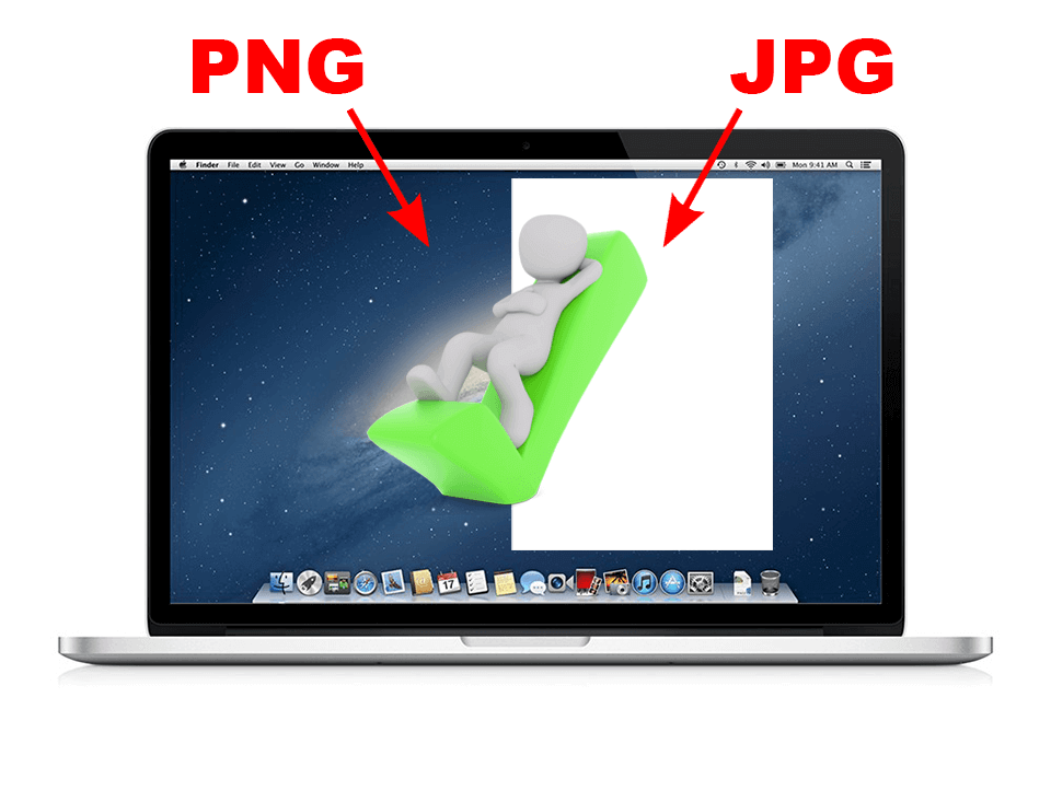 What is the difference between PNG and JPG?.