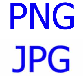 Difference Between JPG & PNG.