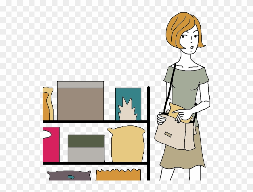 Shoplifting Meaning Clipart (#1796484).