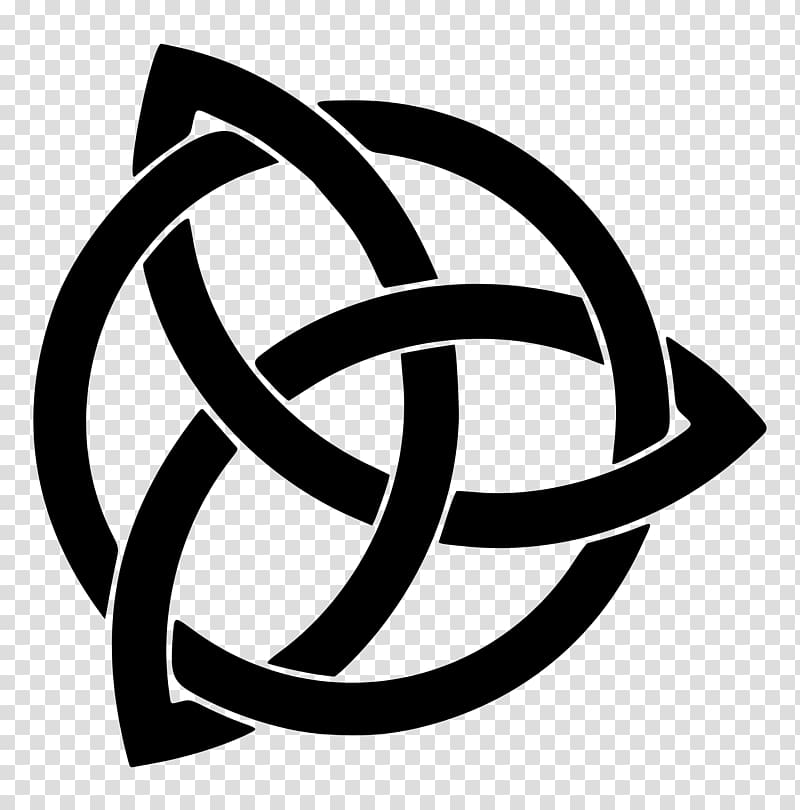 Triquetra logo, Celtic knot Symbol Triquetra Celts Meaning, celtic.