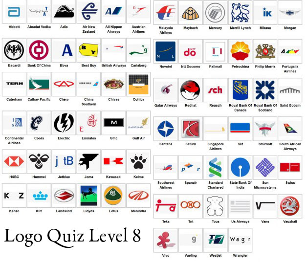 what\'s the logo answers.