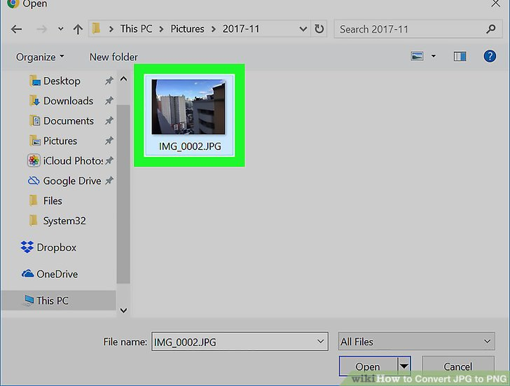 3 Simple Ways to Convert JPG to PNG.