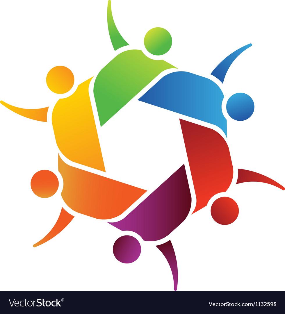 Family group logo.