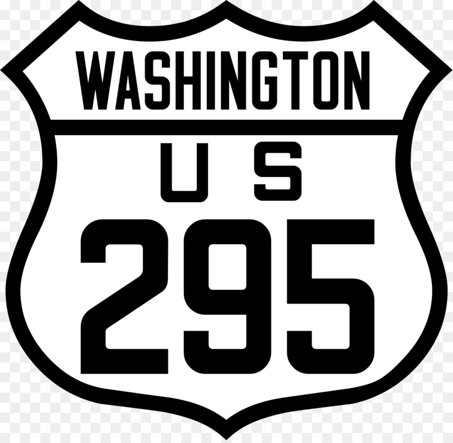 Logo U.S. Route 2 in Washington Clip art Douchegordijn.