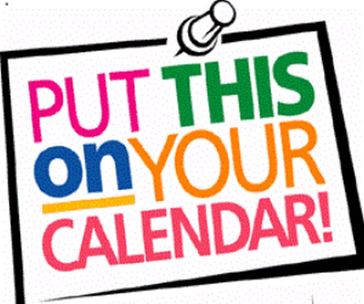 Put This On Your Calendar Clipart.