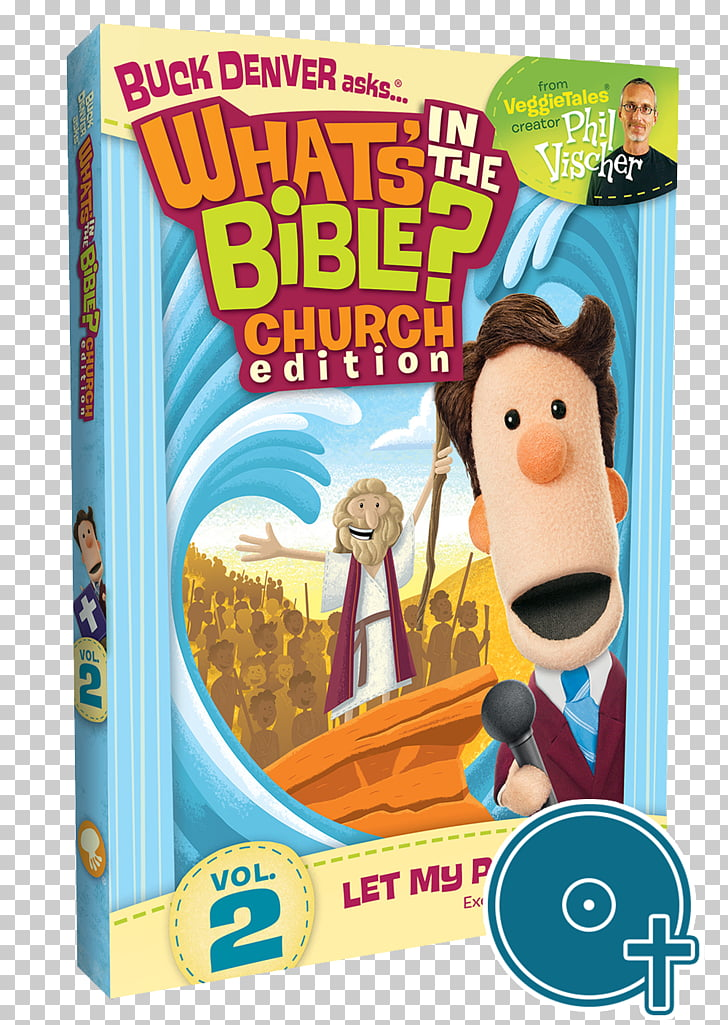 Buck Denver Asks What\'s in the Bible Coloring Book: Color.